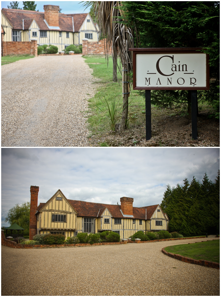 Wedding Photography at Bijou Wedding Venue, Cain Manor in Hampshire