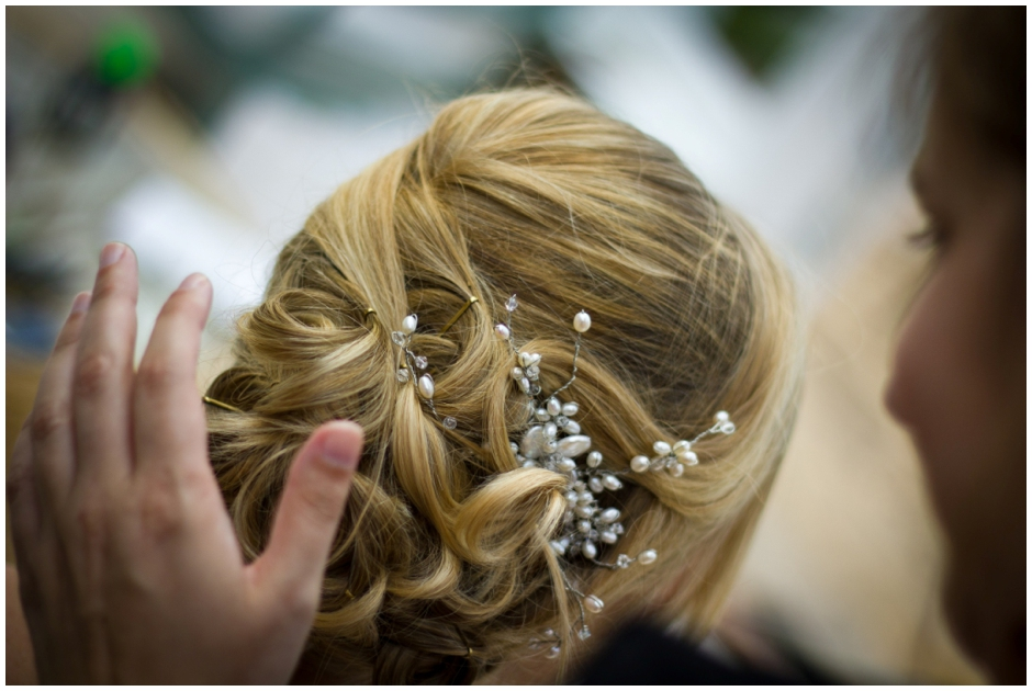 Wedding hair and Make-up Tips for the Camera!