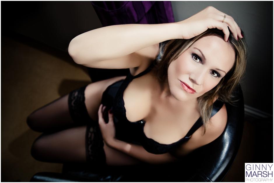 Katie's Sexy Valentines Boudoir Photo Shoot
