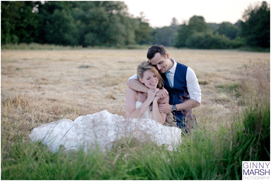 An English Country Wedding at Mellow Farm in Surrey