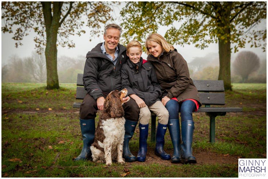 Family Portrait Photography, Surrey