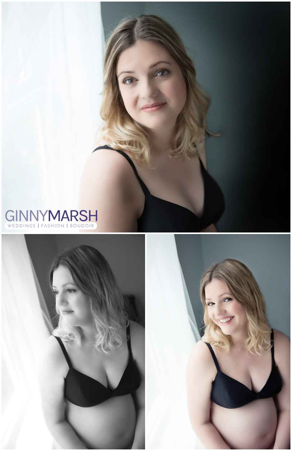 Boudoir by Ginny Marsh