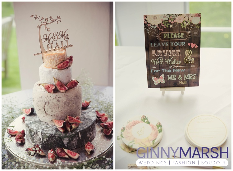 Cheese Wedding Cake Basingstoke