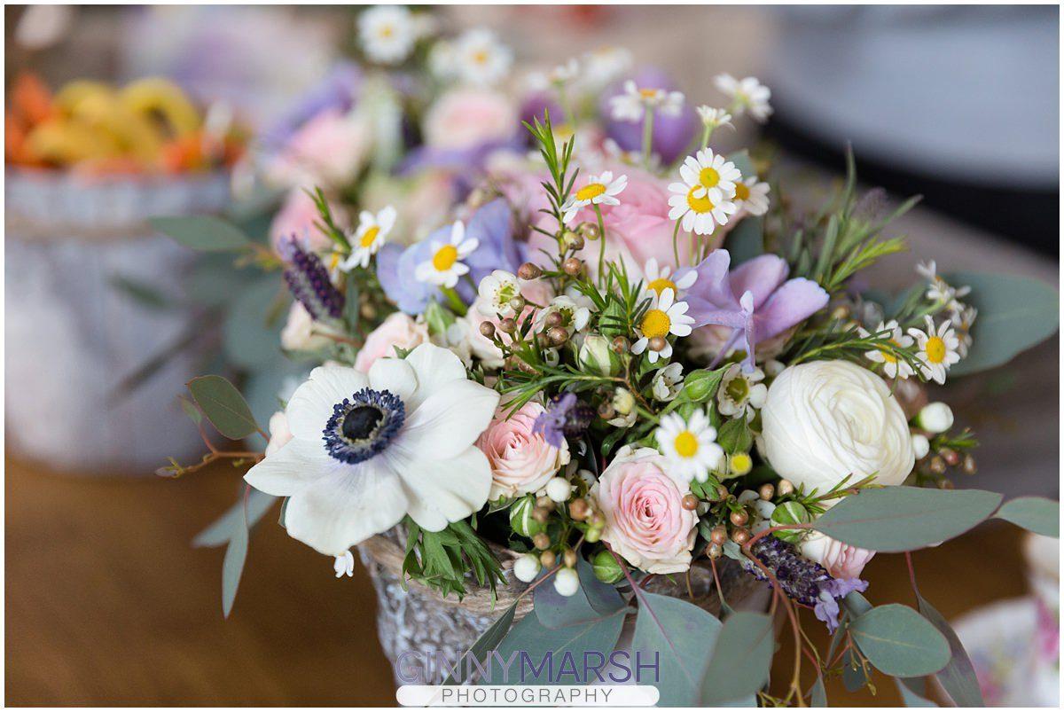 Blush Floral Mothers Day Workshop