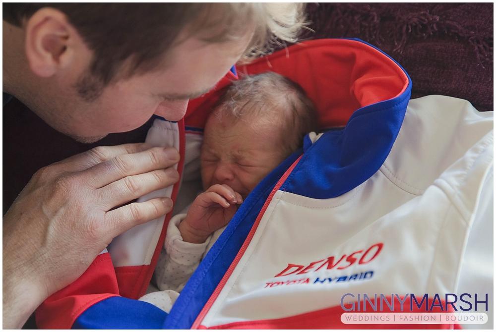 Newborn Family photoshoot