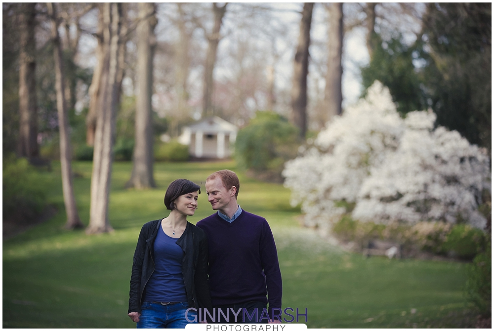 Helen and Matt's Pre-Wedding Shoot