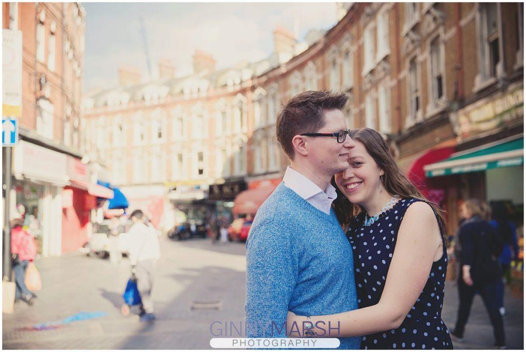 pre-wedding photo shoot brixton