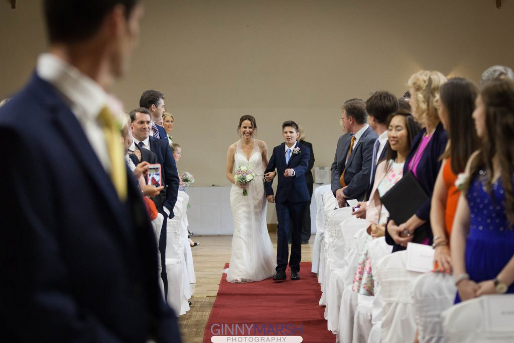 Winchester Wedding Photographer | Norton Park Hotel
