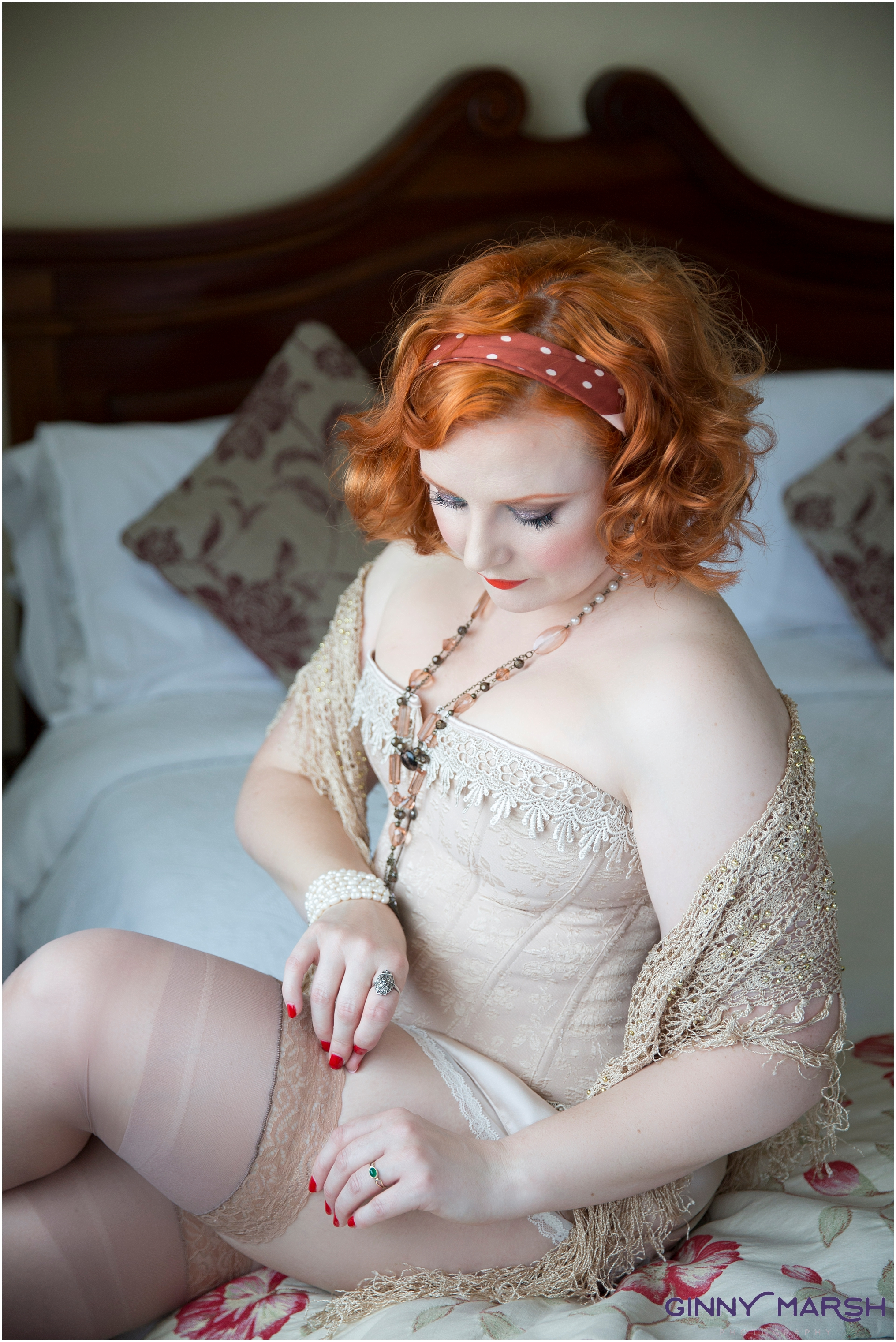 Boudoir Photographer London