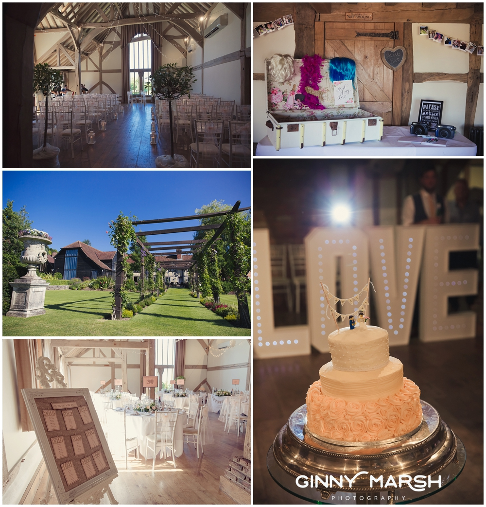 Cain Manor - Barn Wedding Venue | Ginny Marsh Photography