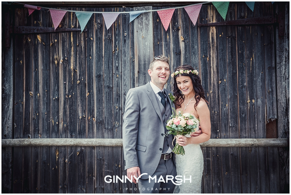Mellow Farm Barn Wedding | Ginny Marsh Photography