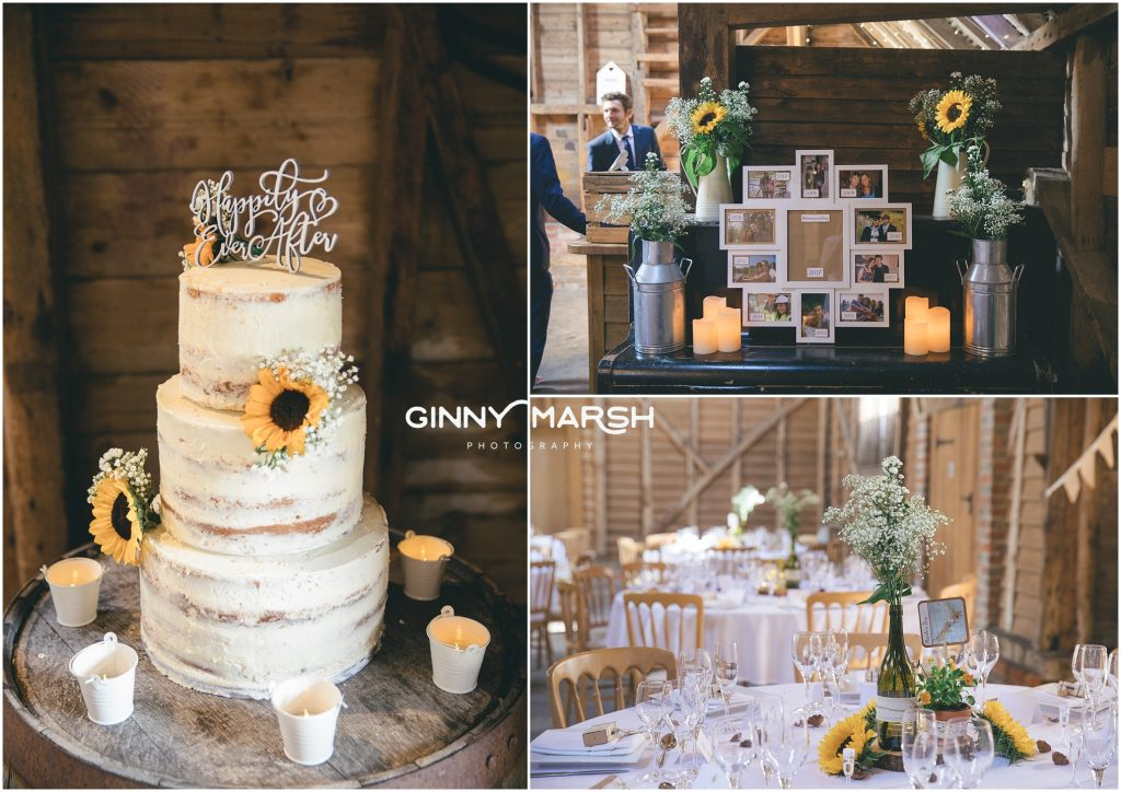 Herons farm wedding