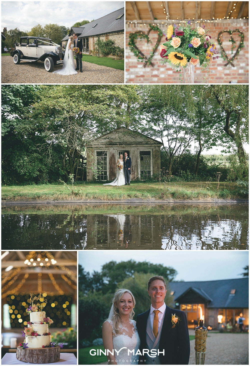 The Long Barn Wedding Venue | Ginny Marsh Photography