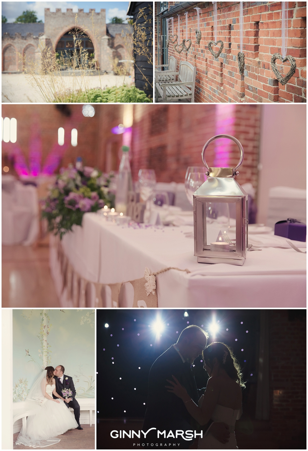 Wasing Park, Berkshire Barn Wedding Venue
