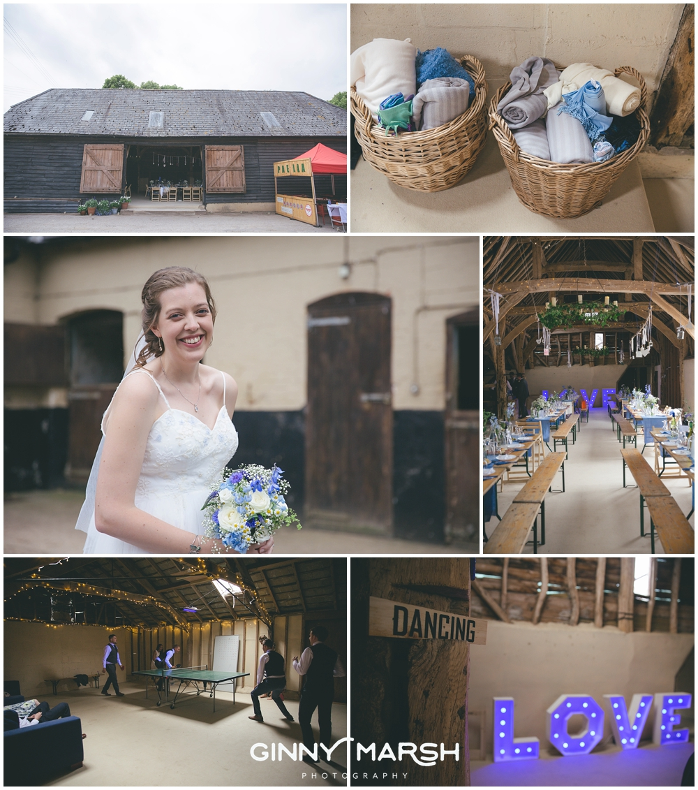 West Stoke Farm Barn Wedding | Ginny Marsh Photography