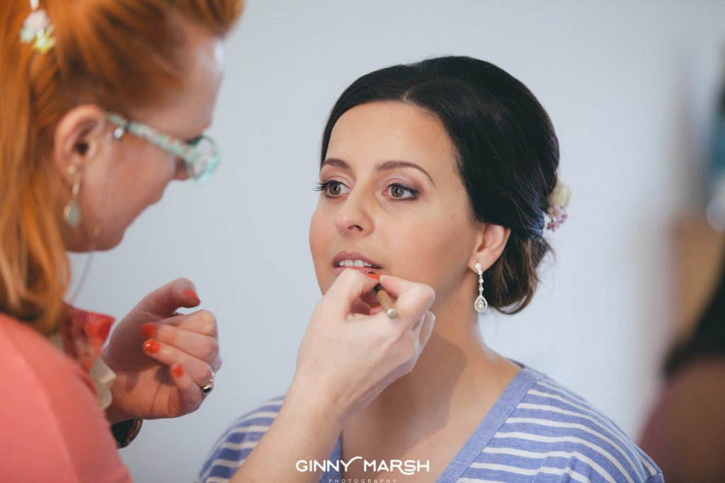 Ema The Hair and Makeup Artist | Ginny Marsh Photography