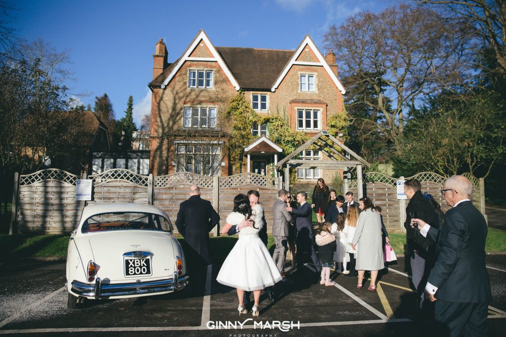 Guildford Wedding
