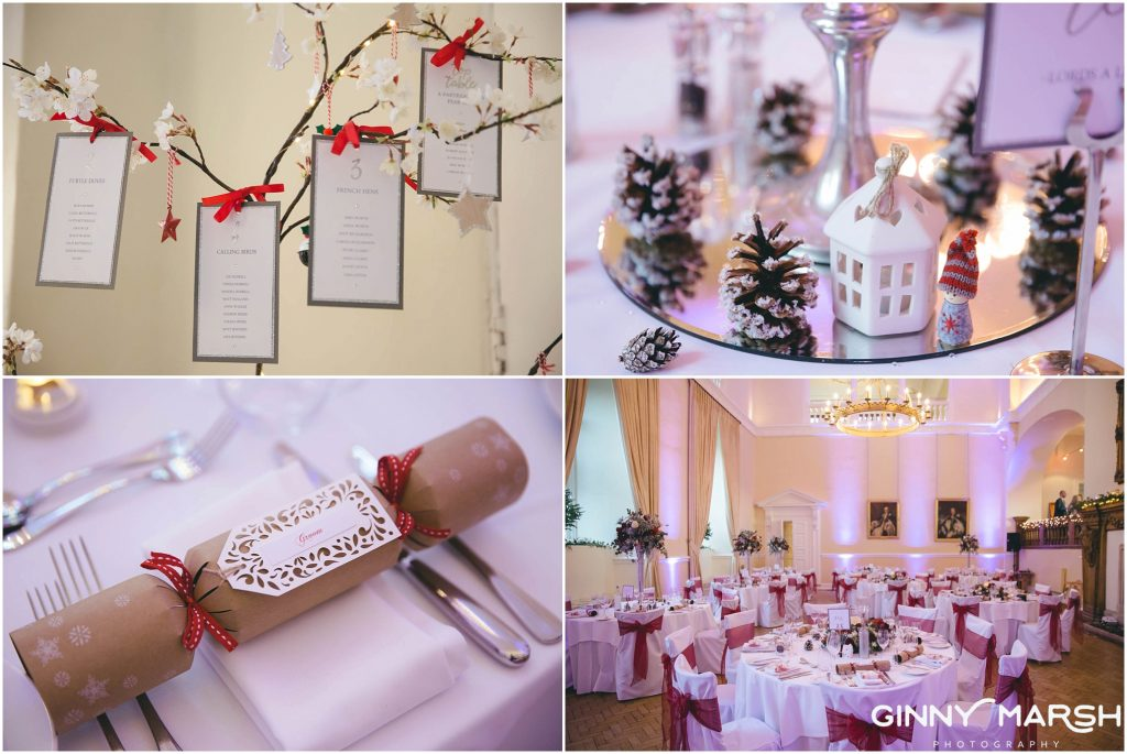 Di And Antonys Fun 12 Days Of Christmas Themed Farnham Castle