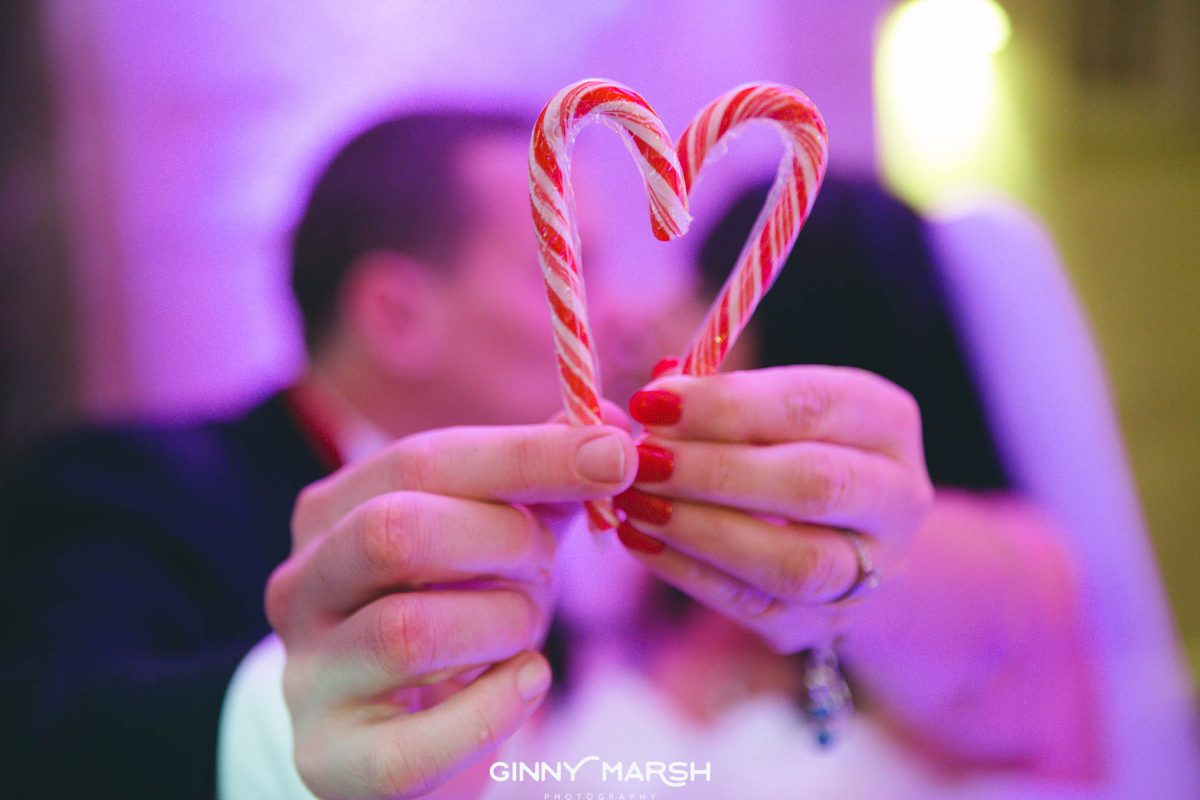 Farnham Castle Christmas Wedding