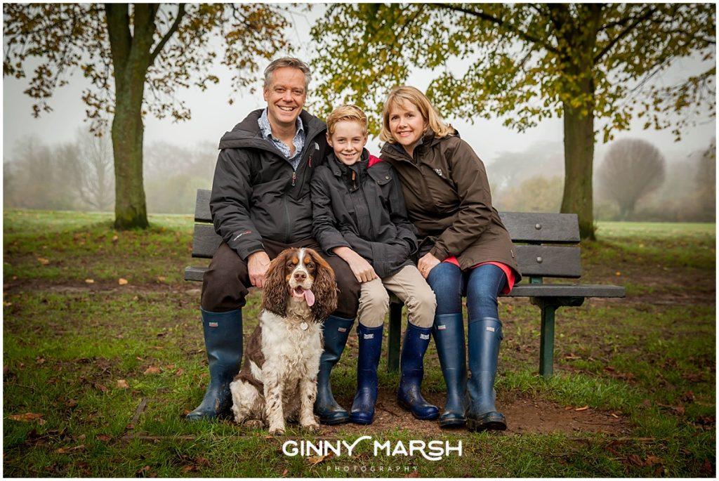 Seasonal Family Photoshoot