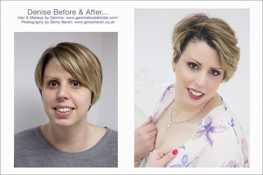 Boudoir Makeover, Ginny Marsh Photography
