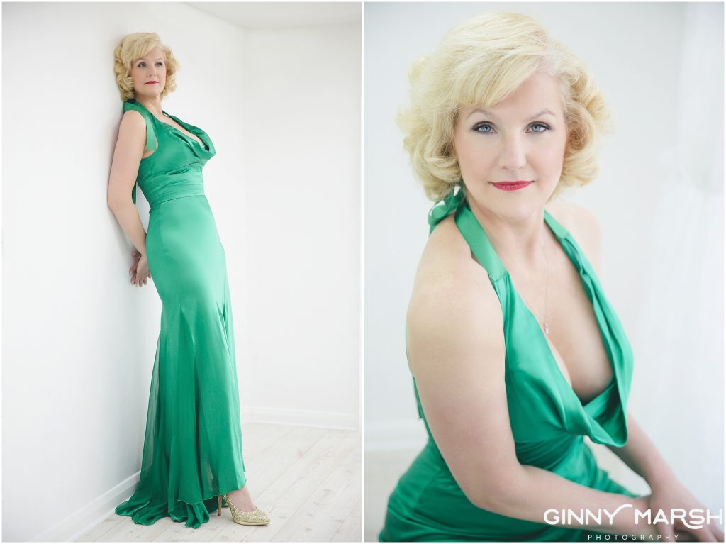 Fabulous at 50 Boudoir Shoot Surrey | Ginny Marsh Photography