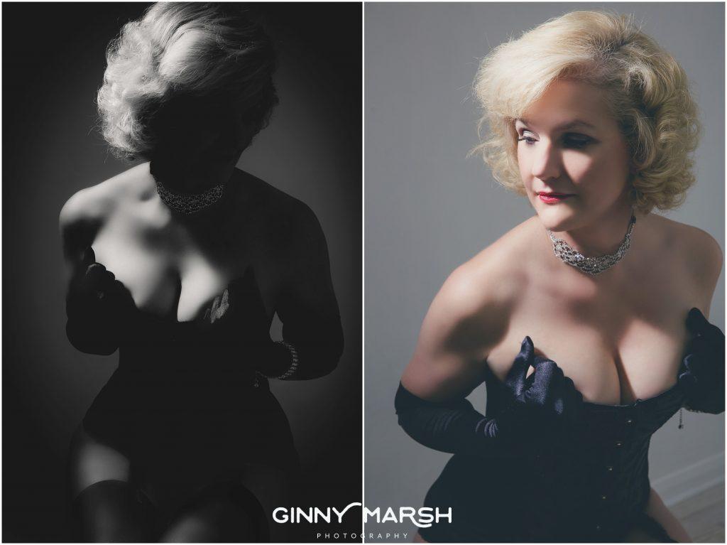 Fabulous at 50 Boudoir Soot | Ginny Marsh Photography