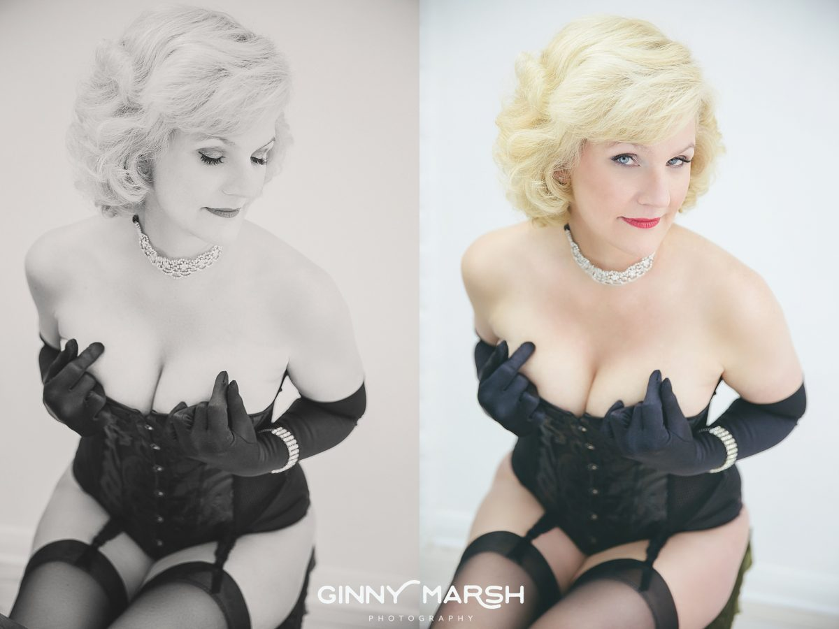 Fabulous at 50 Boudoir Soot | Ginny Marsh Photography