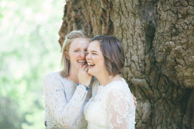 LGBT wedding photographer | Ginny Marsh Photography