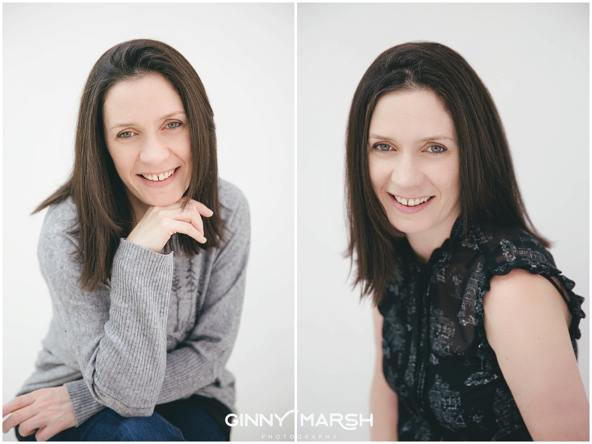 Headshot photographer | Ginny Marsh Photography