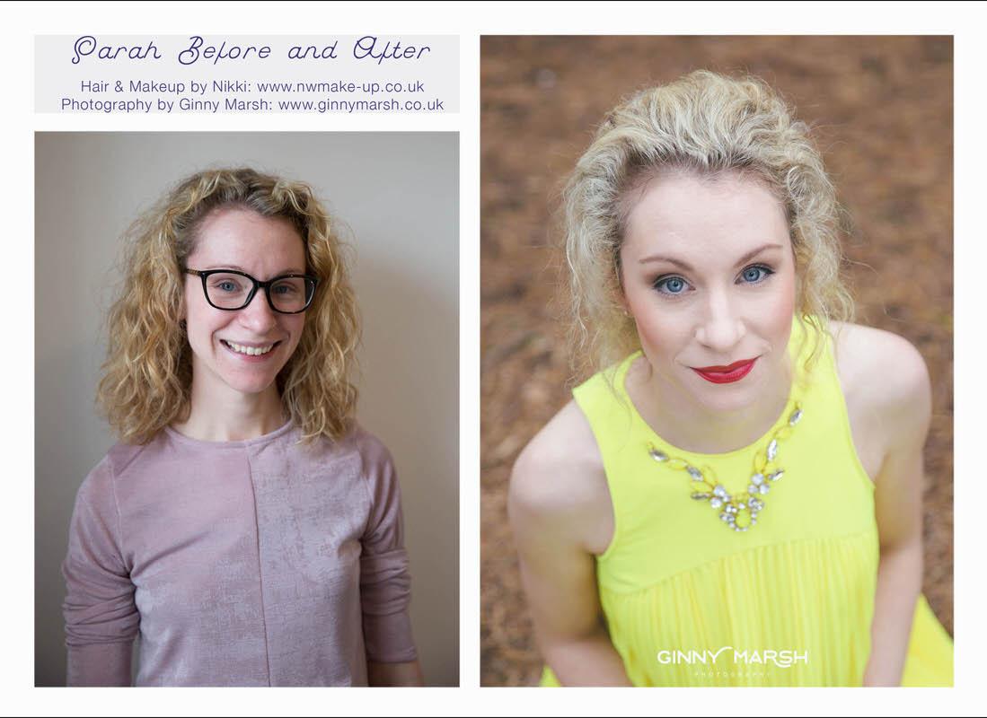 Personal Branding shoot for Opera singer Sarah Williams | Ginny Marsh