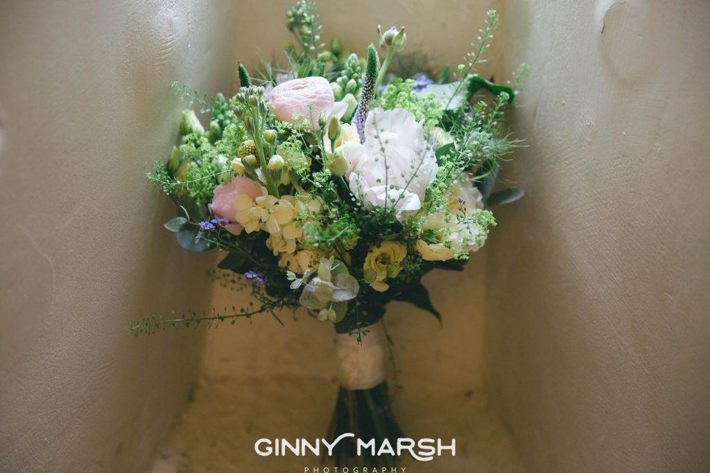 Lavender Hill Flowers | Farnham Castle Wedding