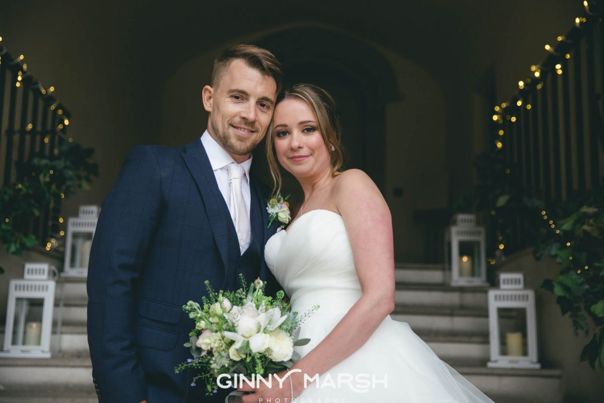Farnham Castle wedding | Ginny Marsh Photography