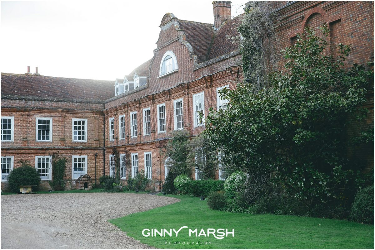 West Horsley Place wedding venue