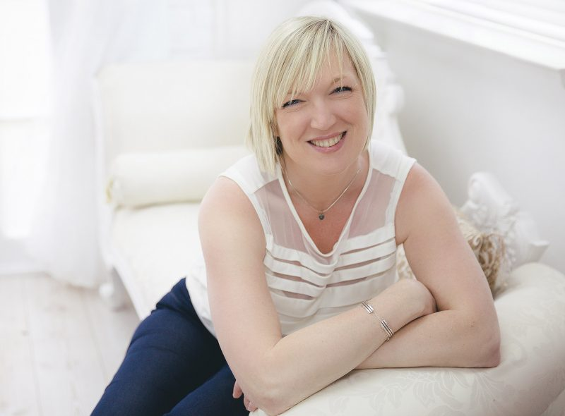 Jenny Thomas | Revitalise Coaching | Ginny Marsh Photography