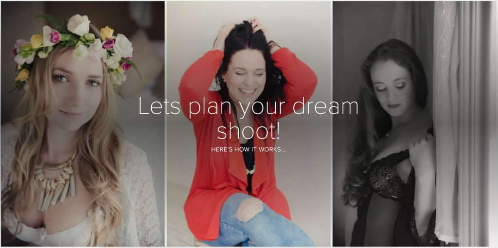 Ginny Marsh Photography | Let's plan your dream shoot