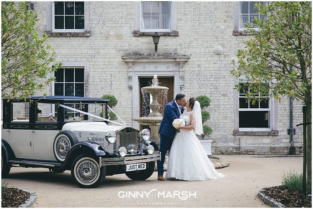 Froyle Park Wedding Photographer   Ginny Marsh Photography