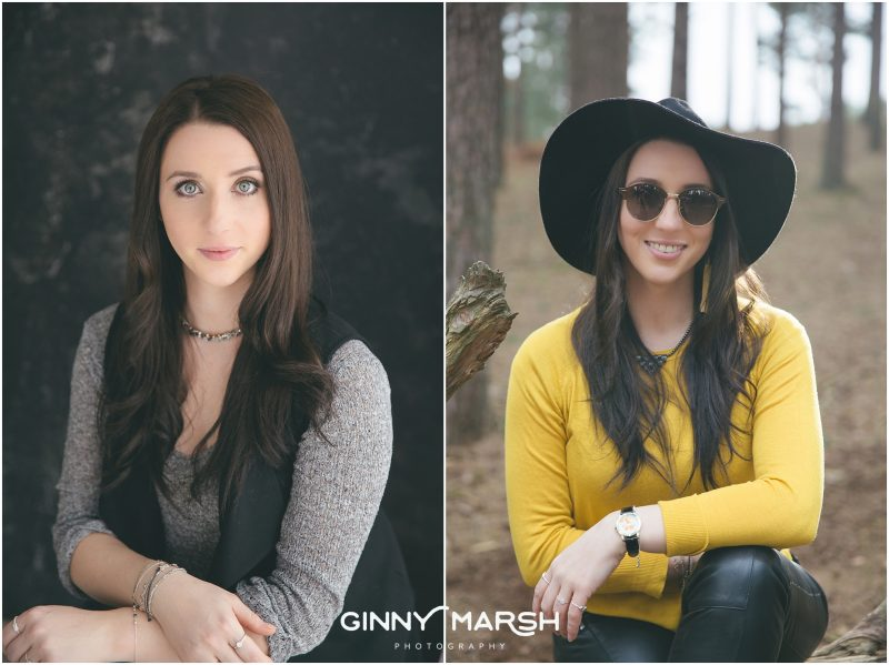 Transformational photoshoots | Ginny Marsh Photography