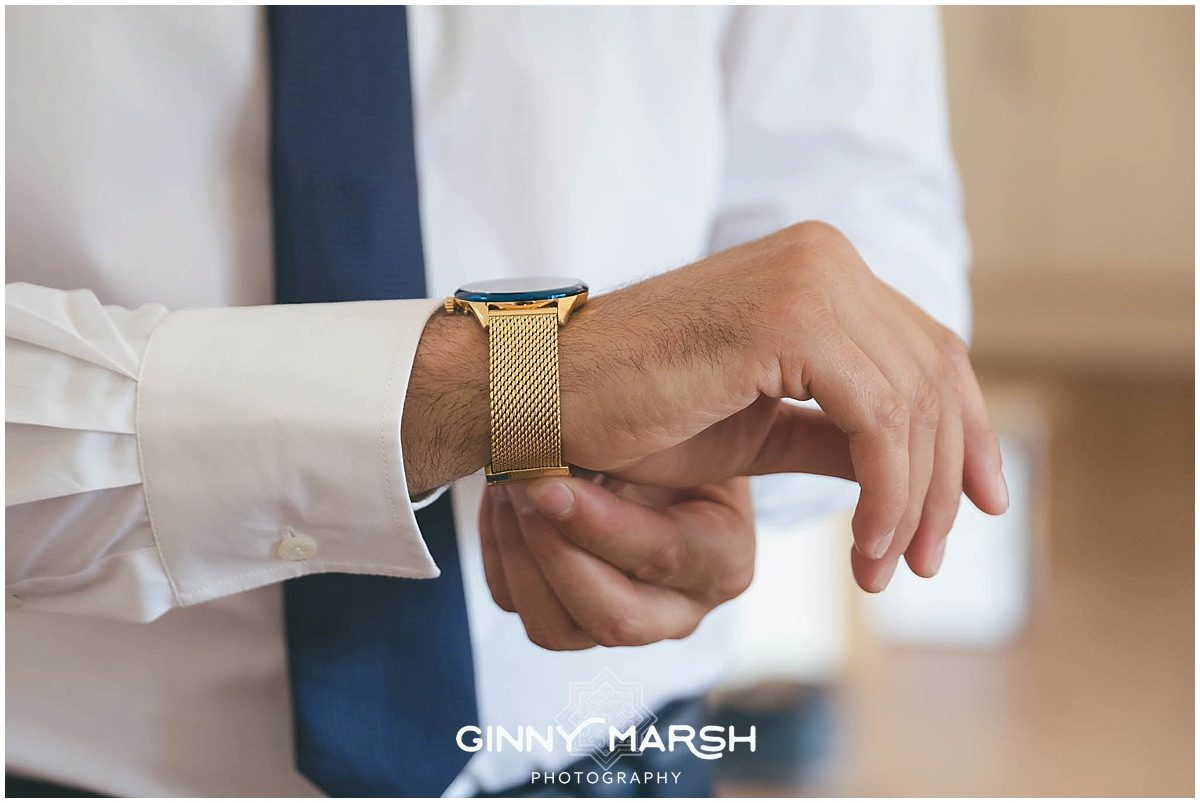 Groomes Summer wedding photography | Ginny Marsh Photography