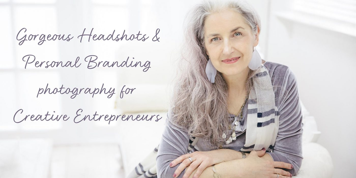 Gorgeous headshots and personal branding for creative entrepreneurs