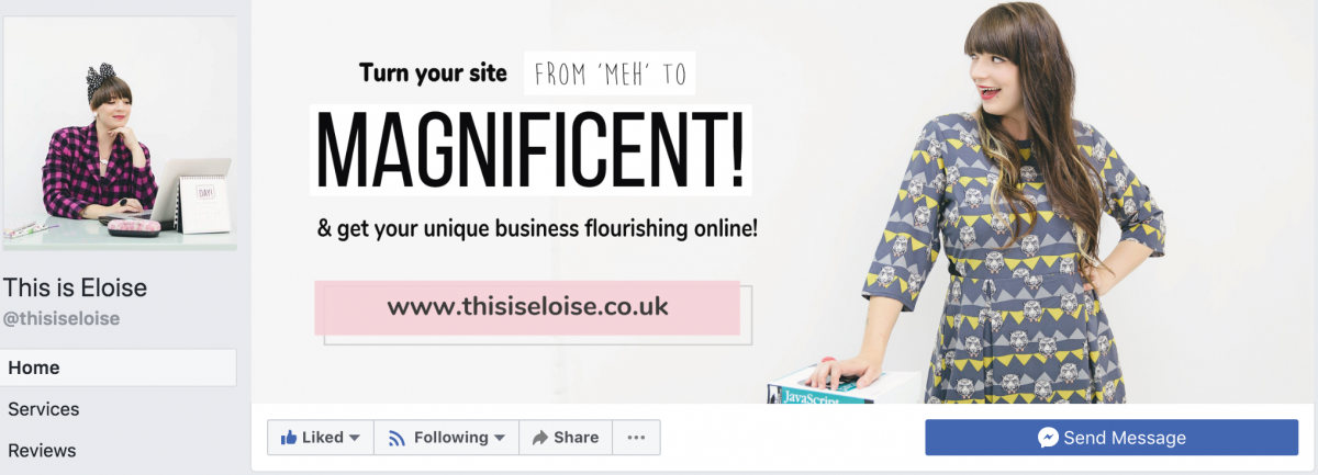 This is Eloise | Branding shoot | Ginny Marsh Photography