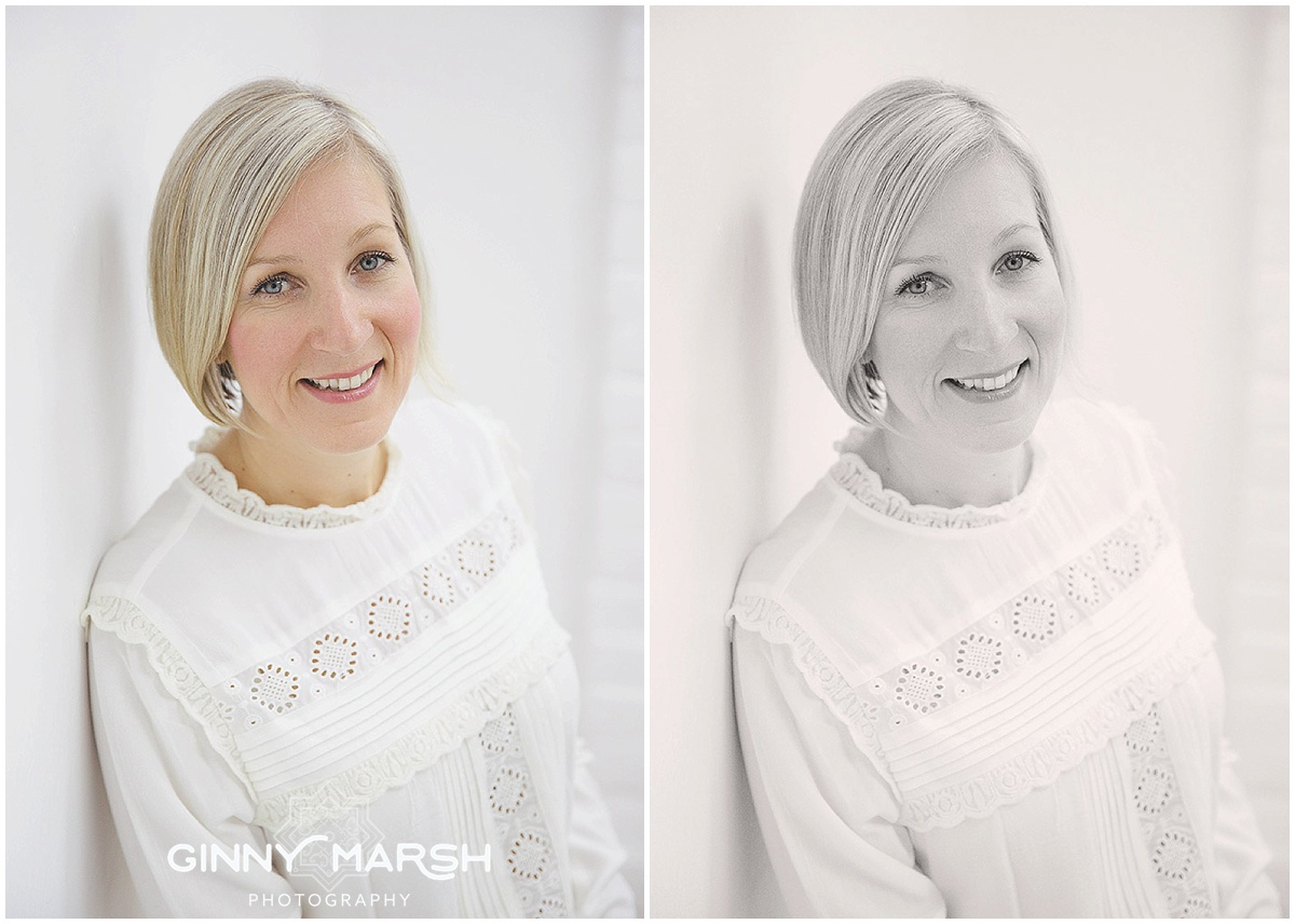 Jasmine Flowers headshot | Ginny Marsh Photography