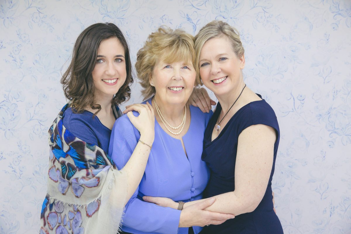 Empowering Mother's Day Photoshoot | Ginny Marsh Photography