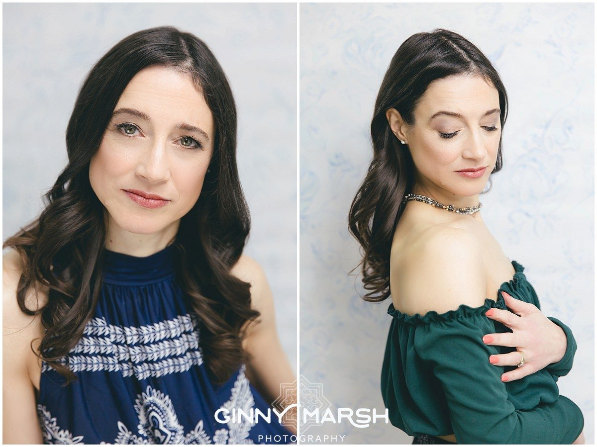 Carole's Beautiful Portrait Shoot   Ginny Marsh Photography