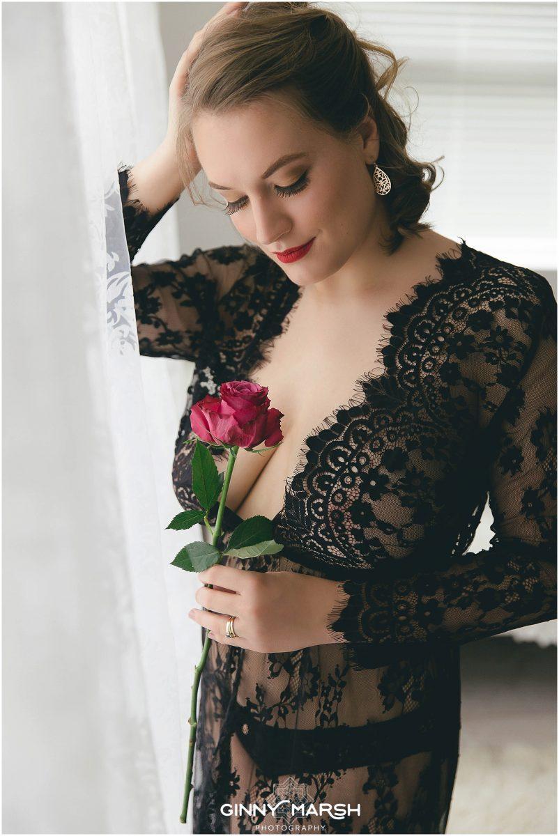 Margaret's beautiful boudoir shoot