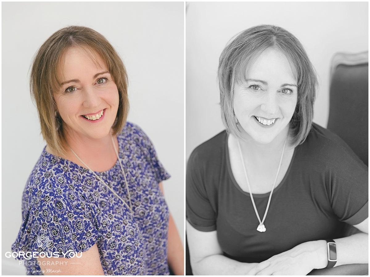 Headshot mini shoot day | Gorgeous You Photography, Surrey
