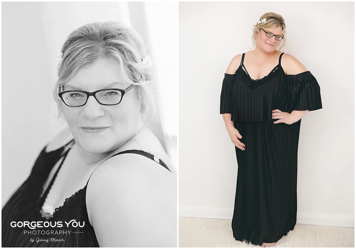 Competition winner Tracy | Confidence-boosting photoshoot | Gorgeous You Photography by Ginny Marsh, Surrey