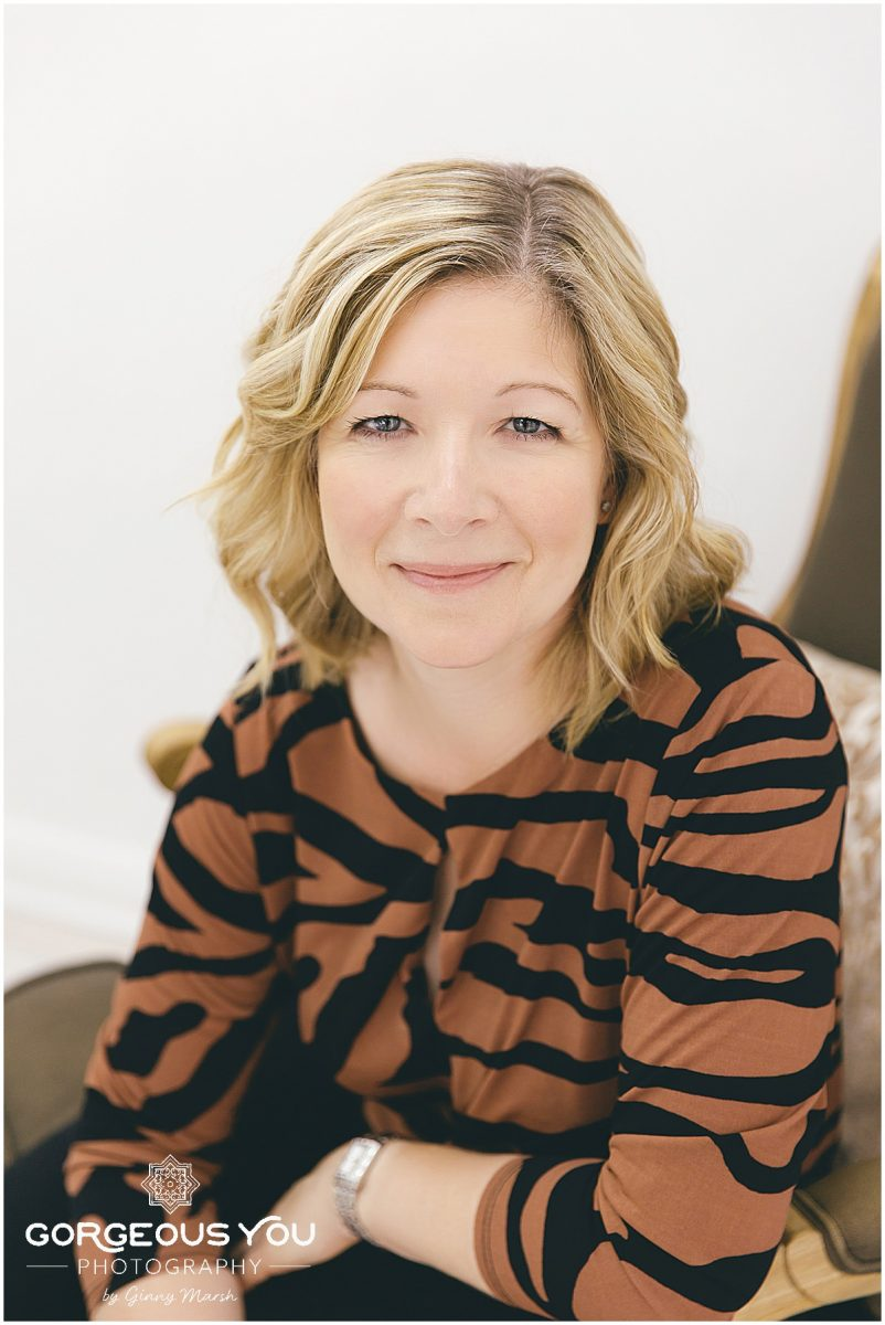 Sharon's Portraits headshots | Gorgeous You Photography