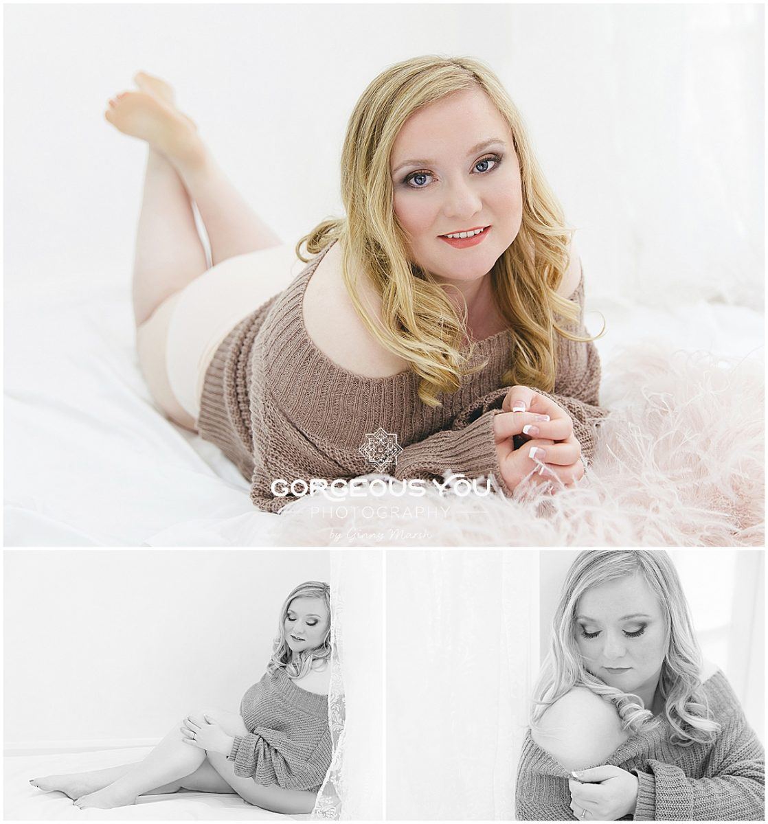 Boudoir photoshoot | Gorgeous You photography