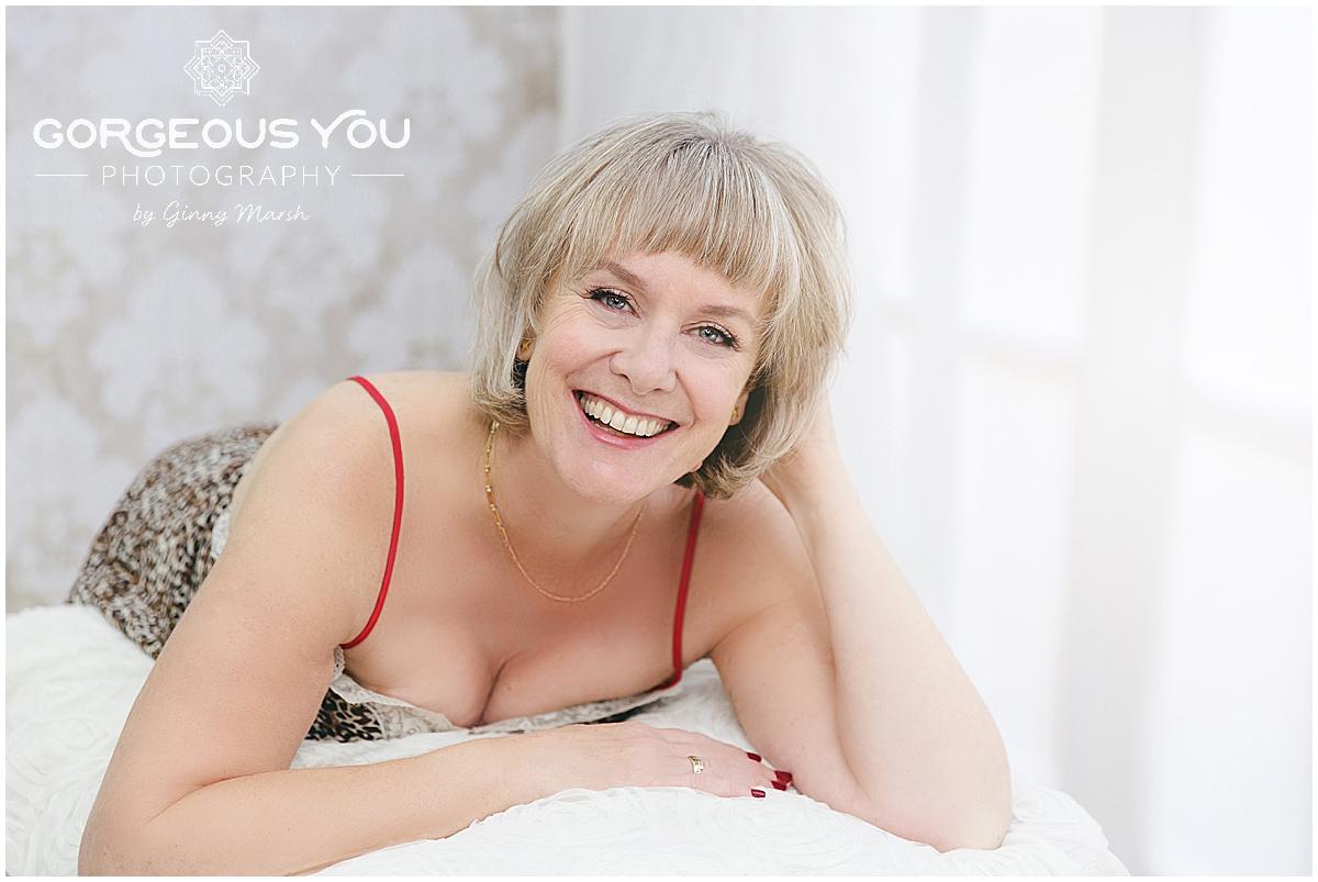 Linda's boudoir shoot | Gorgeous You Photography